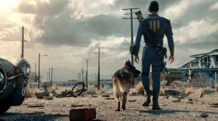 Strolling Through Fallout 4's New Live-Action Trailer