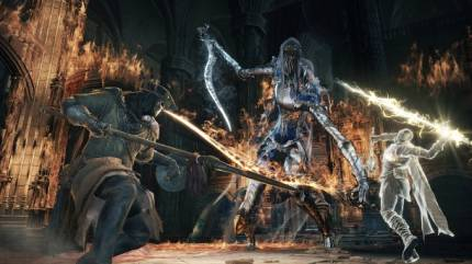 Dark Souls III Casts Its Spell In New Screens