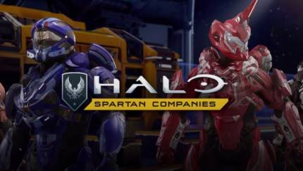 Halo 5's Clan System Is Called 'Spartan Companies'
