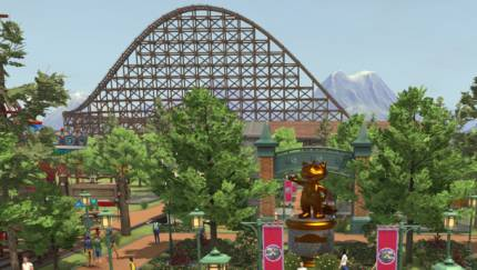 Roller Coaster Tycoon World Enters Beta This Weekend