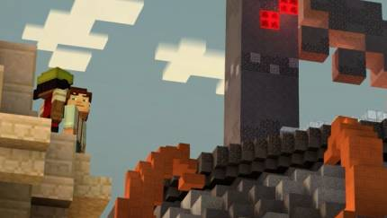 Block Out Some Time For Minecraft: Story Mode's Second Episode This Week