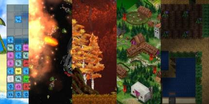 Six Arcen Games Titles in One Nifty Bundle