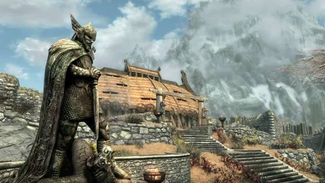 Skyrim's special edition isn't quite as special on PS4