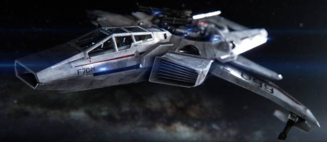 You Can Try Star Citizen's Alpha For Free Until the End of the Month