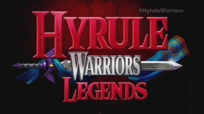 See Hyrule Warriors: Legends' A Link Between Worlds Pack in New Trailer