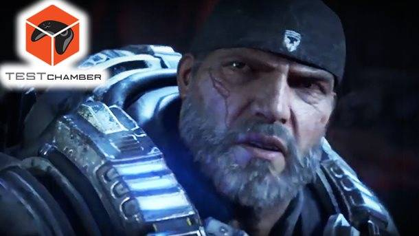 Test Chamber – The First Hour Of Gears Of War 4
