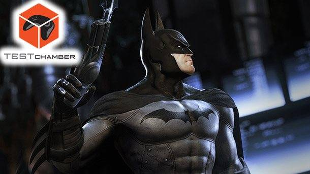 Test Chamber – Going Back To Gotham In Batman: Return To Arkham