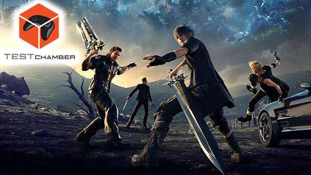 Test Chamber – The Many Activities Of Final Fantasy XV