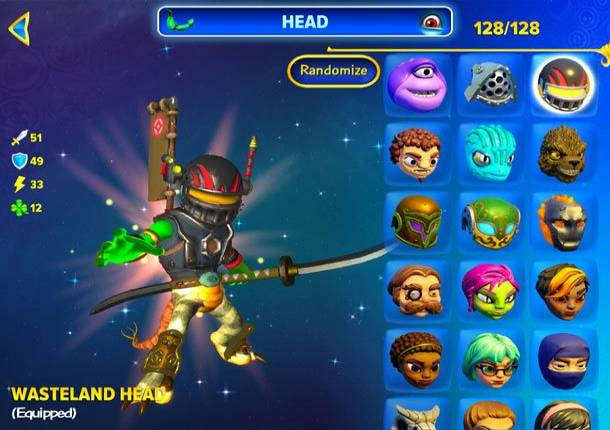 You Can Create Your New Skylander With App, Get It Printed In 3D