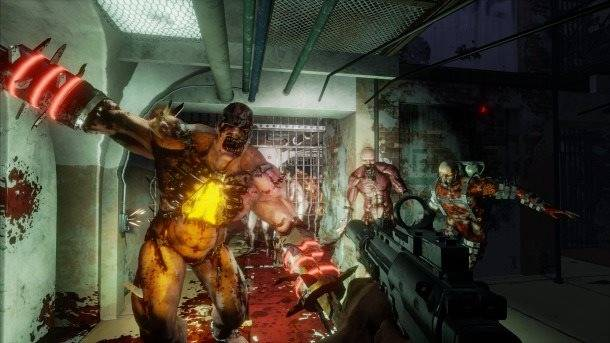 Killing Floor 2 Shows Off Its 4K Zed Terror