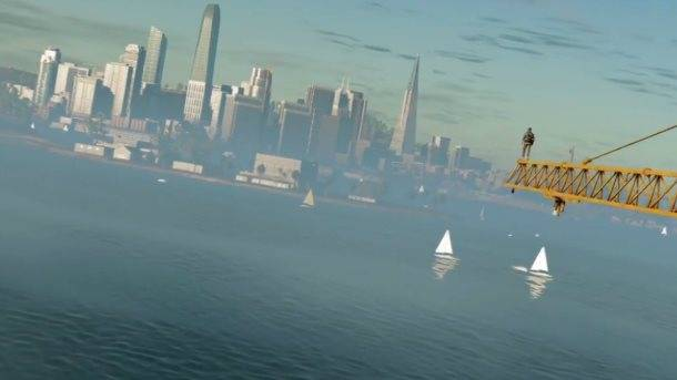 Check Out The New Welcome To San Francisco Trailer