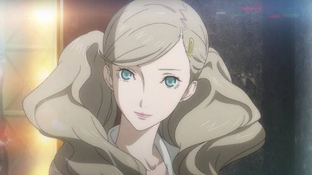 Trailer Focuses On New Character Ann Takamaki