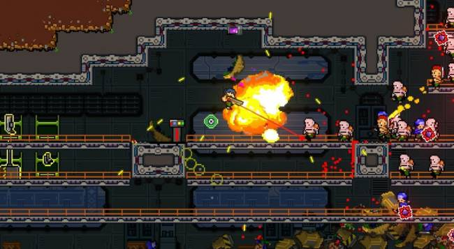 Gunnihilation Will Get Spooky with Witches and Broomsticks Update