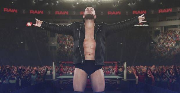 WWE 2K18 hits its release date (with a chair)