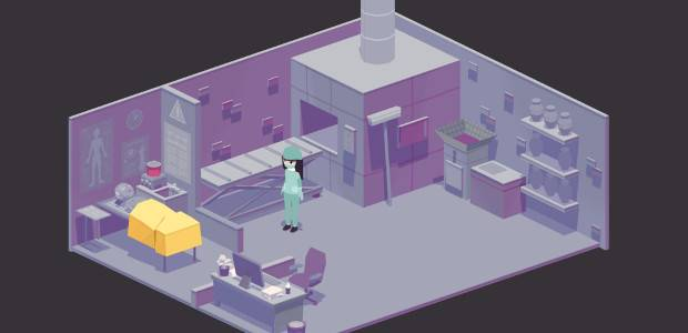 A Mortician's Tale released