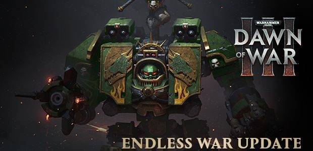 Dawn of War 3 gets an update and a free weekend