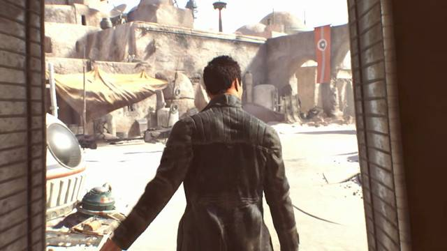 What's the status of EA's Star Wars games?
