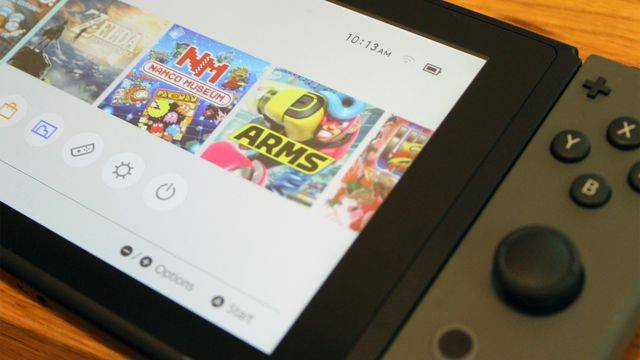 Nintendo Switch update adds video capture and save data transfers