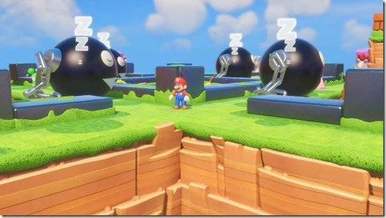 Mario + Rabbids: Kingdom Battle DLC Trailer Shows Sleeping Chain Chomps And A Surrounded Toad