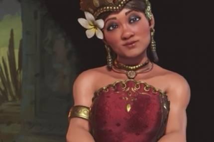 Firaxis offers a closer look at Civilization 6's new Indonesia and Khmer factions