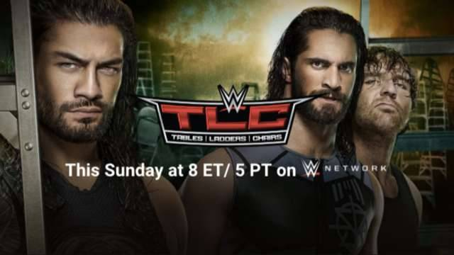 WWE TLC 2017 Live Results And Updates