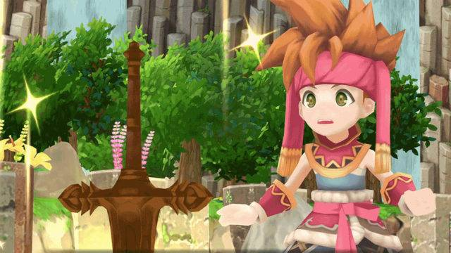 Why the Secret of Mana Remake Isn't Hitting Switch