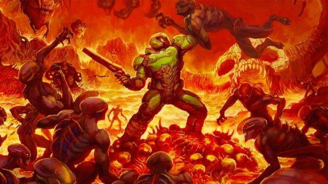 Doom Gets a Switch Release Date