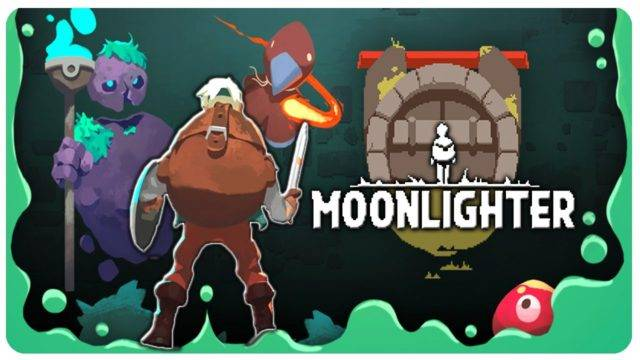 Moonlighter Announced for Switch