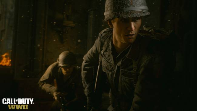 Call of Duty: WWII Will Have a Dead Silence or Similar Perk That Can Be Used for Competitive