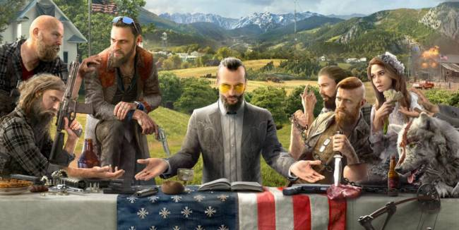 Far Cry 5 Resistance Edition Announced; Includes Statue, Steelbook, and More