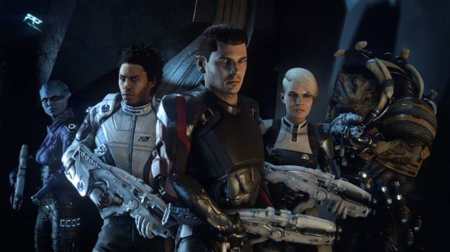 Mass Effect: Andromeda is now available on EA and Origin Access