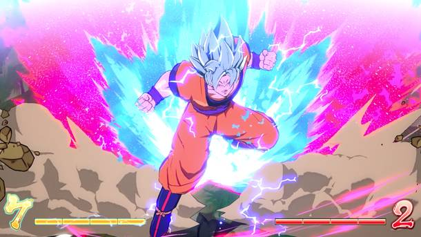 Exclusive Gameplay Of Dragon Ball FighterZ's Two Best Players