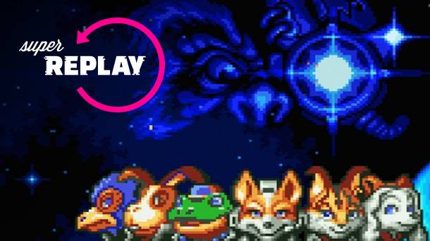 Super Replay – Star Fox 2