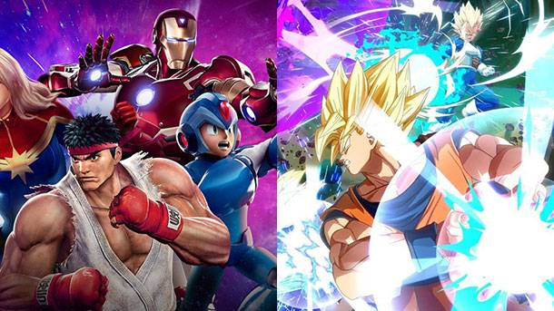 Dragon Ball FighterZ And Marvel Vs. Capcom Infinite's Producers On The Perceived Rivalry