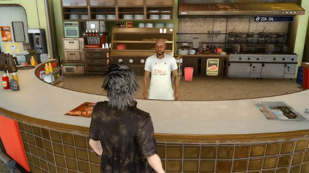 Top Ten Restaurants In Video Games