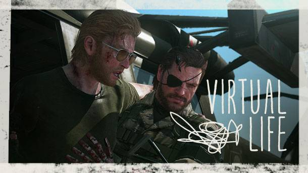 The Virtual Life – Trauma And The Futility Of Revenge In Metal Gear Solid V