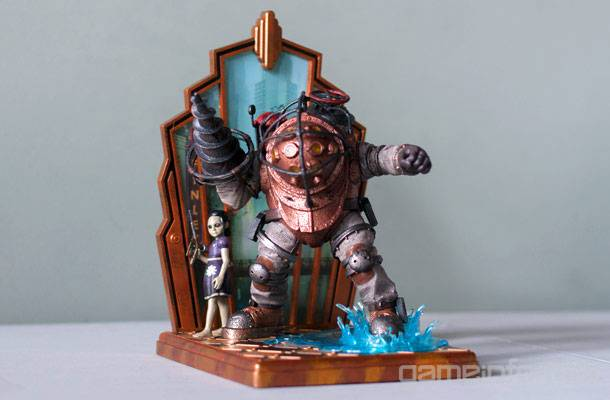 Unboxing BioShock's 10th Anniversary Collector's Edition