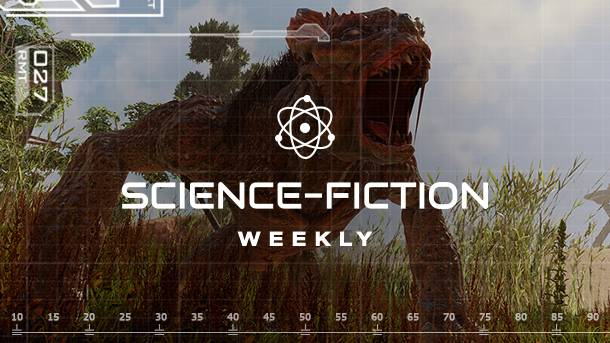 Science-Fiction Weekly – Watch Us Play The Opening Moments Of Elex