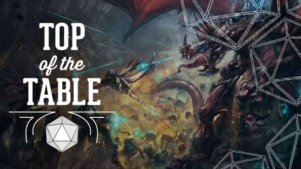 Top Of The Table – Starfinder