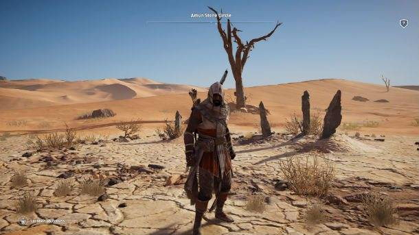 Where To Find All 12 Stone Circles In Assassin's Creed Origins