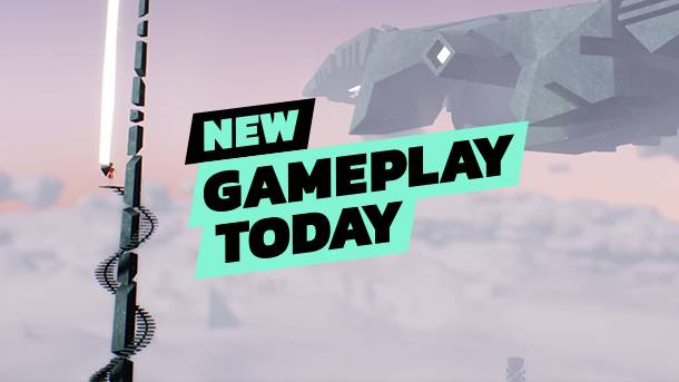 New Gameplay Today – Oure
