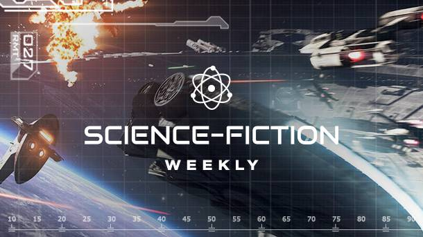Science-Fiction Weekly – Star Wars Battlefront II, Star Trek, Stargate, Godzilla