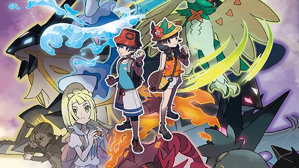 Legitimate Surfing Unveiled In Pokémon Ultra Sun And Ultra Moon Trailer