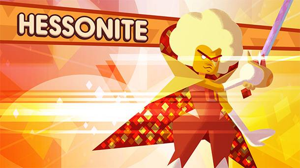 Steven Universe Is Getting A New Villain With Hessonite
