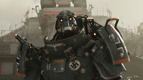 Join The Resistance In The Launch Trailer For Wolfenstein II: The New Colossus