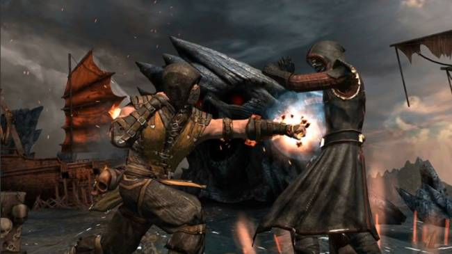 NetherRealm's mobile games get new characters for Mortal Kombat's 25th!