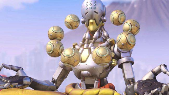 Check out Overwatch's Zenyatta recreated in StarCraft 2