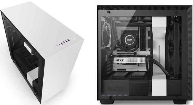 NZXT unveils three new cases and they all look dapper