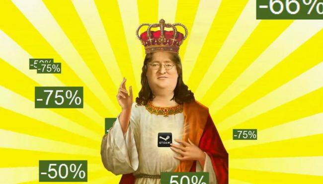 Gabe Newell is worth $5.5 billion, according to Forbes