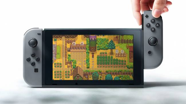 'Stardew Valley' comes to Nintendo Switch on October 5th